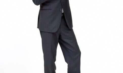 スーツの見た目